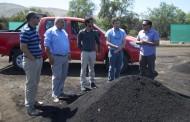 Alcalde Pedro Valdivia continúa trabajo para contar con energías renovables en Punitaqui