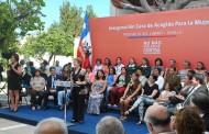 Mandataria inaugura casa de acogida para mujeres víctimas de la violencia en Ovalle