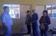 Vecinos de Cerro Blanco disfrutan de su nueva sede social