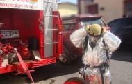 Peligrosa fuga de amoniaco en frigorífico obliga a evacuar el personal