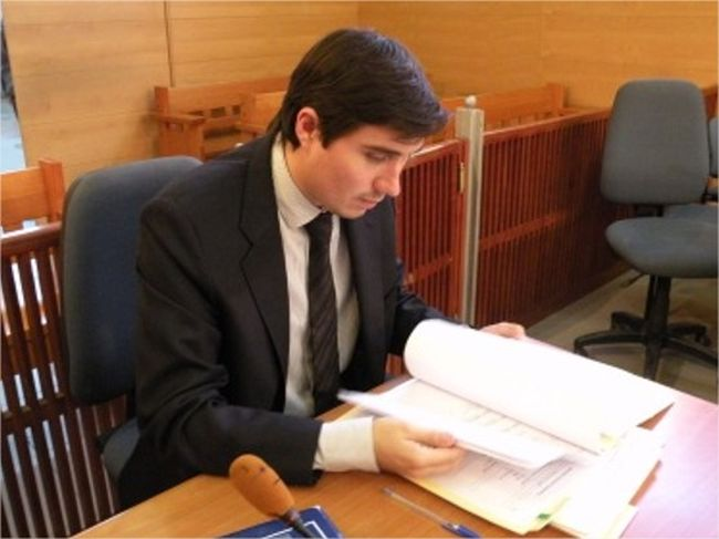 El próximo miércoles será conocida la sentencia contra coautor de doble homicidio