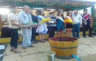 Multitudinaria asistencia tuvo la Fiesta de la Vendimina de Río Hurtado