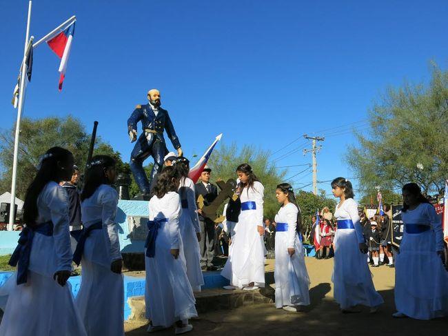 Desfile en honor a las Glorias Navales se realizará el próximo martes 21 de mayo en Ovalle