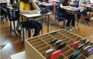 Proyecto del senado busca restringir uso de celular en salas de clase