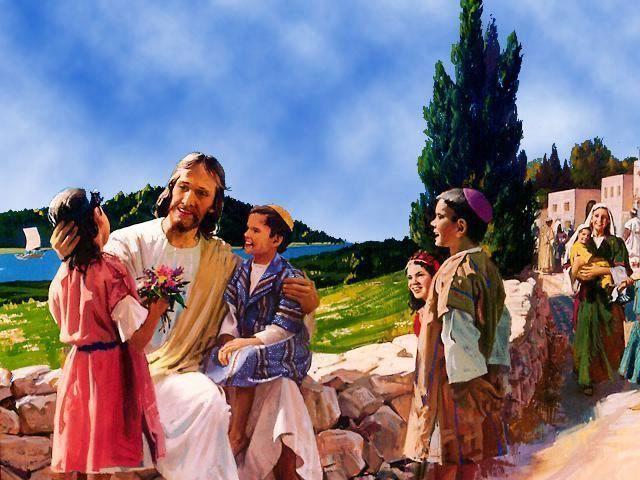 La invitación de Jesús es de descanso o de reposo para las almas