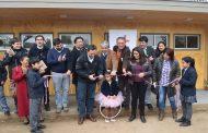 Inauguran nuevas dependencias en laescuela San Antonio de la villa de Barraza