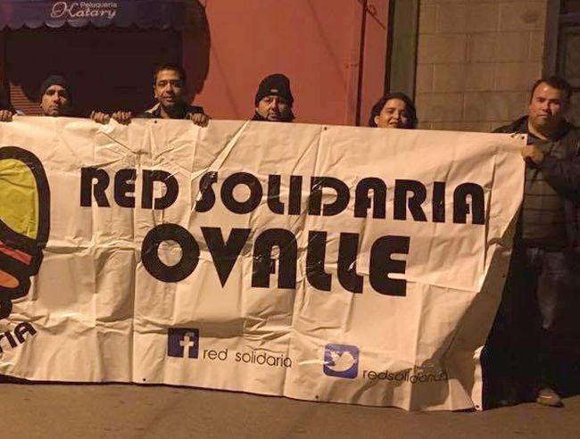 Con acción social la Red solidaria Ovalle celebra nuevo aniversario