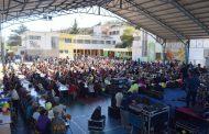 Adultos Mayores de Ovalle y Monte Patria celebraron pasar Agosto