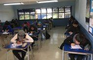 Estudiantes limarinos participaron en la primera etapa de las Olimpiadas de Física