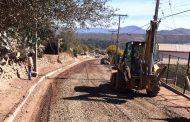 Anuncian trabajos de vialidad en caminos del sector rural de Ovalle