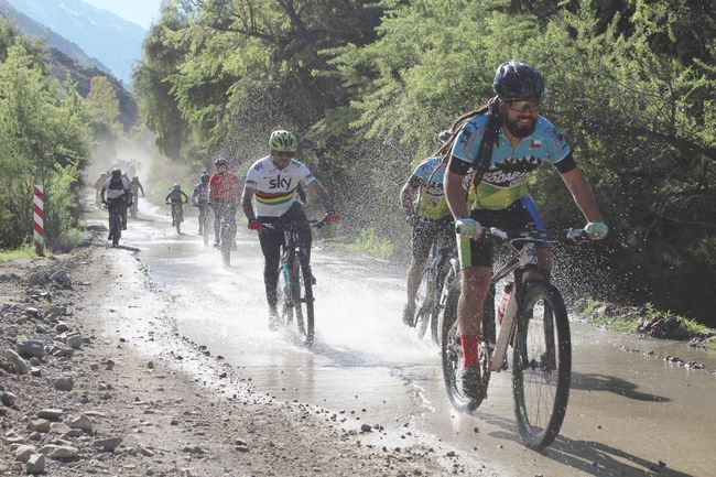 Invitan a circuito de mountain bike en recuerdo de destacado ciclista ovallino