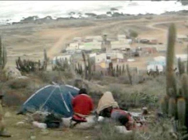 Para esta madrugada esperan llegada de tsunami menor a costas de la región