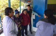 En las Zonas Rurales los adultos mayores se hacen presente en las Municipales 2016