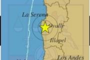 4.9 grados registró el sismo que se registró en la zona esta tarde