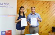 SENDA firma convenio con el municipio de Combarbalá