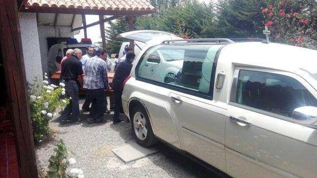 Restos de ex alcalde Juan Carlos Castillo ya están en El Palqui