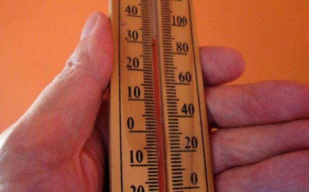 Temperaturas de madrugada tenían espirituados a los vecinos de Combarbalá