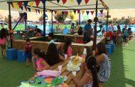 Por éxito en convocatoria extienden campamento de verano en centro comercial