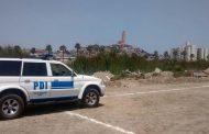 Hallan cadáver de varón en sector Culebrón en Coquimbo