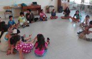 Niños de la Villa Talhuén disfrutaron de un verano preventivo