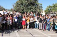 Funcionarias Públicas del Limarí también festejaron el Día de la Mujer