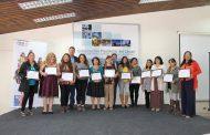 74 limarinos fueron certificados por el programa Yo Emprendo de Fosis