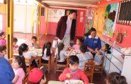 Más de 34 mil estudiantes retornan a clases en la provincia
