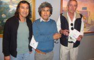 Pintores ovallinos quieren reencantar al público con exposición colectiva