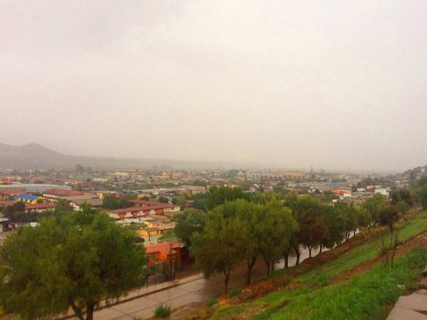 Anuncian lluvias de verano en la Provincia del Limarí