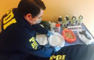 En Tongoy desbaratan laboratorio artesanal de drogas