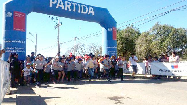 La comunidad de Huamalata se unirá con su Cuarta Maratón Inclusiva