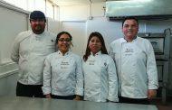 El equipo humano detrás del Seminario Gastronómico Intercultural de Monte Patria
