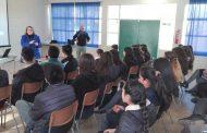 Comunidad educativa de Pichasca recibe a Juzgado de Familia de Ovalle