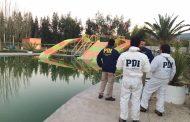 Peritos de Santiago investigan muerte de menor de edad en centro recreacional