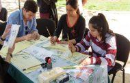 Invitan a ovallinos a participar de taller de caligrafía china