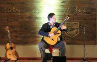 Destacado concertista en guitarra estará este fin de semana en Ovalle