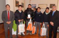 Alumnos del Liceo Agrícola de Ovalle subieron al podio en concurso regional