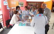 Emprendedores expusieron sus productos en la 1ª Expo Emprende Punitaqui 2017