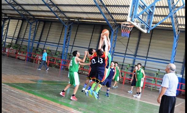 Villalón A v/s Profesores A juegan la gran final del básquet en Ovalle