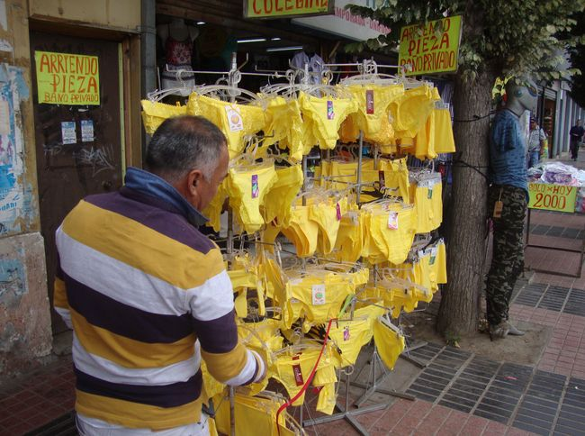 ¿Usted usó un calzón amarillo para esperar el Año Nuevo?