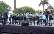 Continúa la tradicional Muestra de Villancicos en la Alameda de Ovalle