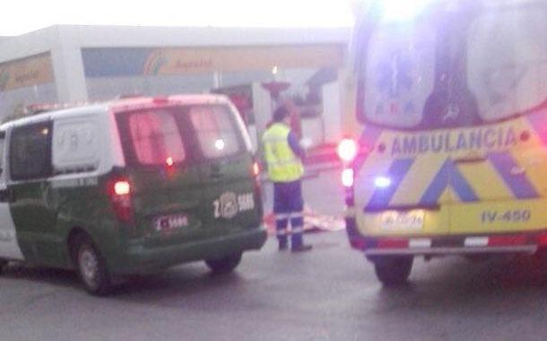 Hombre en situación de calle fallece tras ser atropellado mientras dormía bajo un bus