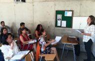 Funcionarios públicos inician curso de francés para atender migrantes haitianos en Ovalle