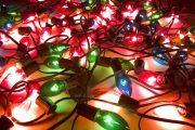 Verifican que luces y guirnaldas de Navidad cuenten con el sello SEC