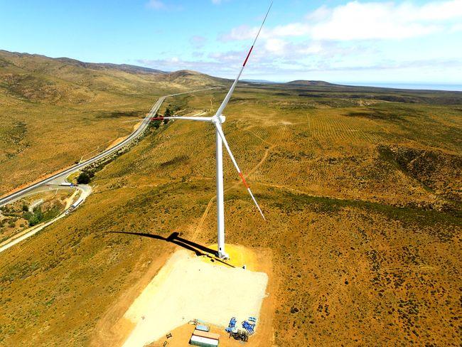 Parque eólico Punta Sierra daría energía a unos 130 mil hogares