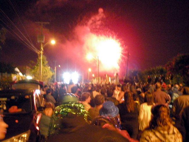 Concejo aprueba suspender espectáculo de Fuegos Artificiales en Ovalle