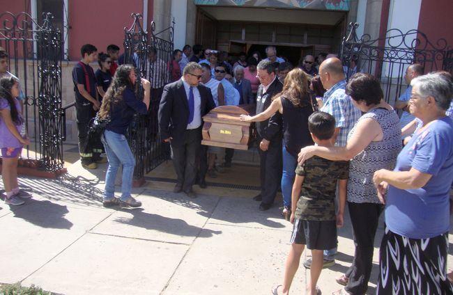 Emotiva y cálida despedida a Hugo Varela
