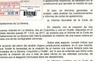 Contraloría respalda iniciativa para crear nuevas notarías en La Serena, Coquimbo y Ovalle