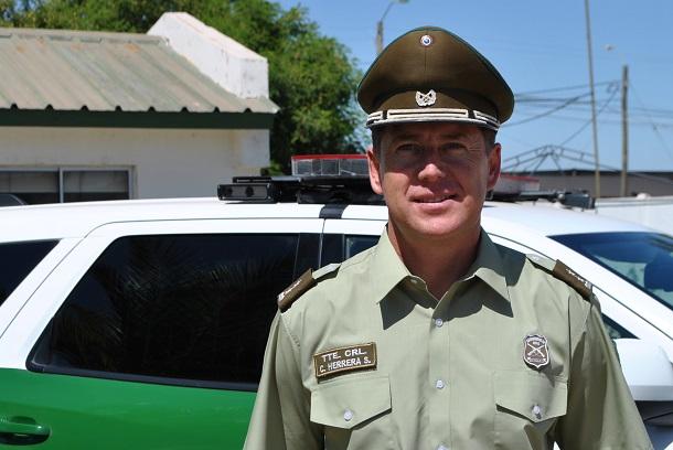 Prefecto del Limarí-Choapa se acogerá a retiro voluntario