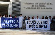 Postergan audiencia de cierre en el caso de Sofía
